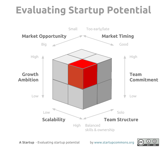What is a startup? - Evaluating Startup Potential